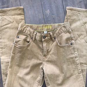 Boys khaki jeans GapKids 1969